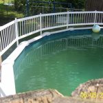 Above Ground Pool Fence Style