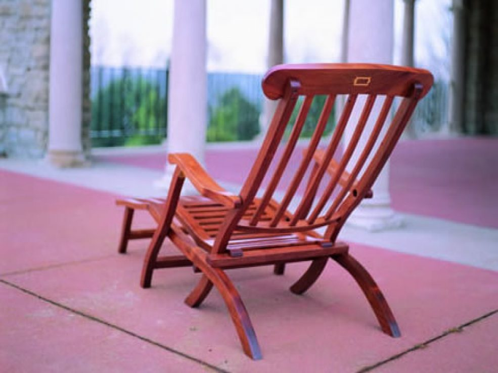 Adirondack Titanic Deck Chair