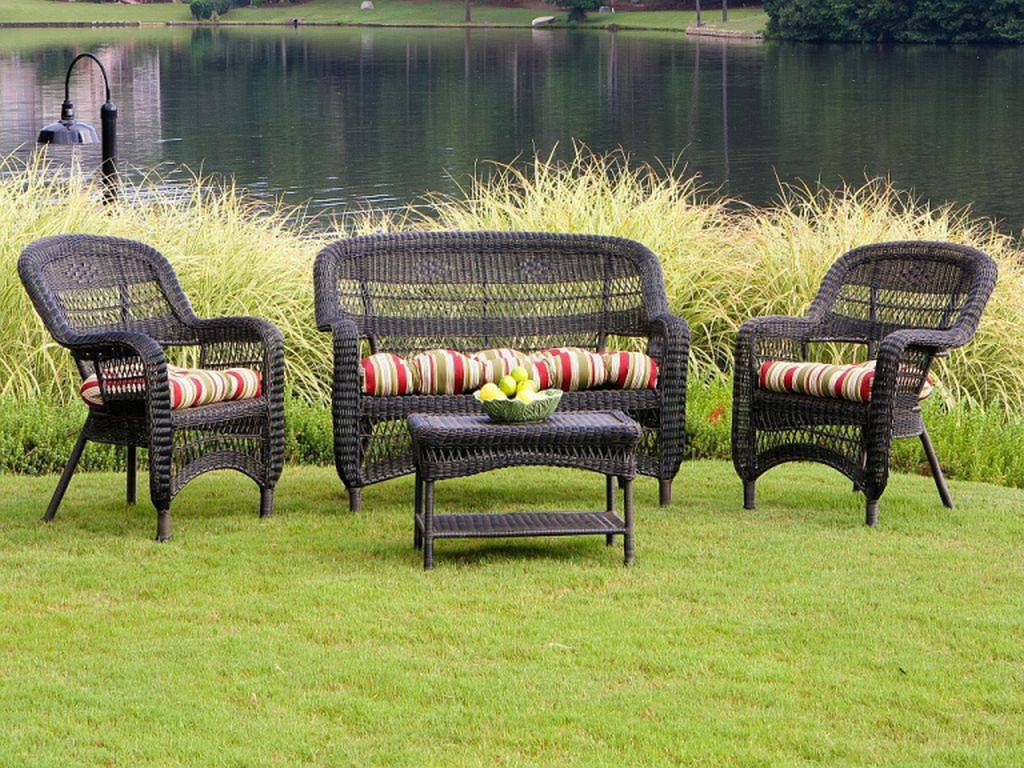 Image of: Affordable Patio Conversation Sets