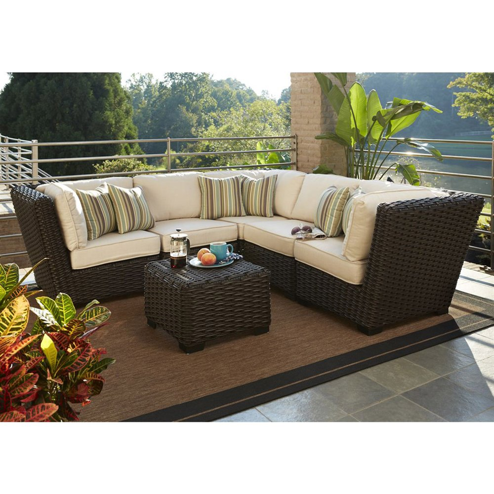 Image of: Allen Roth Patio Furniture Bundle
