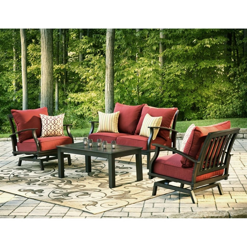 Image of: Allen Roth Patio Furniture Pertaining to Home