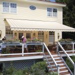 Amazing Retractable Deck Awnings