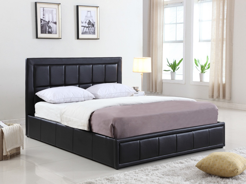 Amazing Storage Bed Queen Size