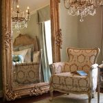 Antique Large Oversized Wall Mirrors