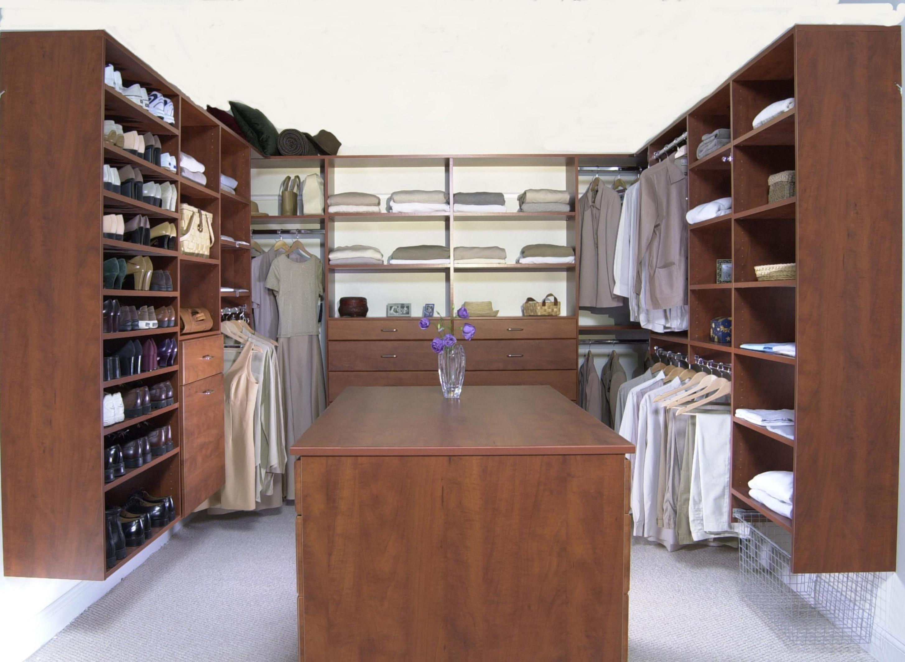 Image of: Antique Wardrobe Closets