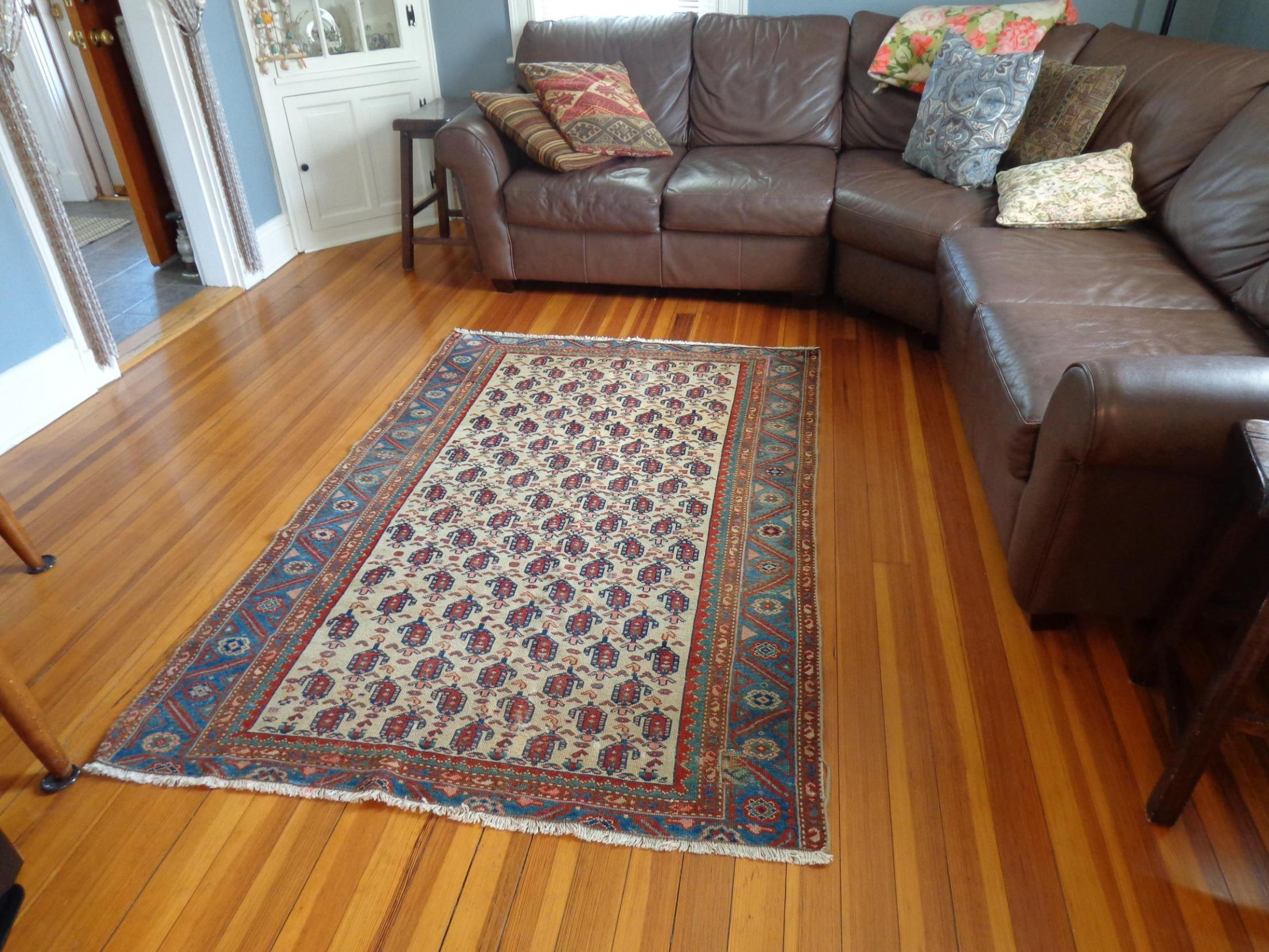 Image of: Area Rug Sizes For Furniture