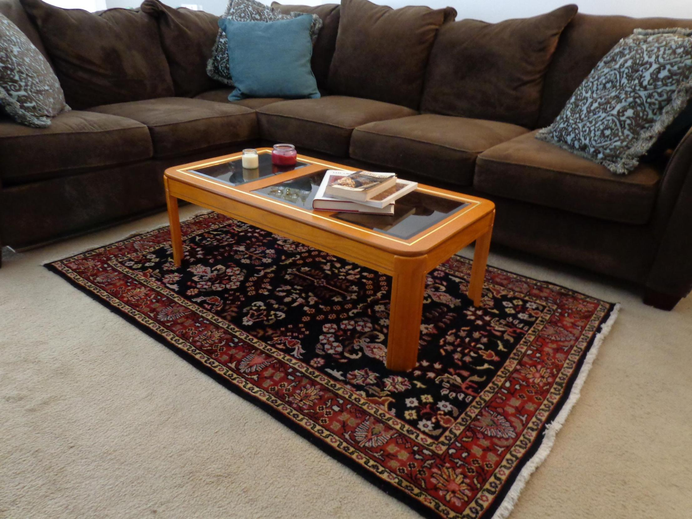 Image of: Area Rug Sizes For Rooms