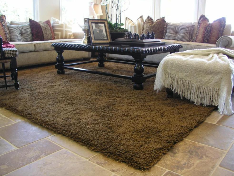 Image of: Area Rug Sizes Standard