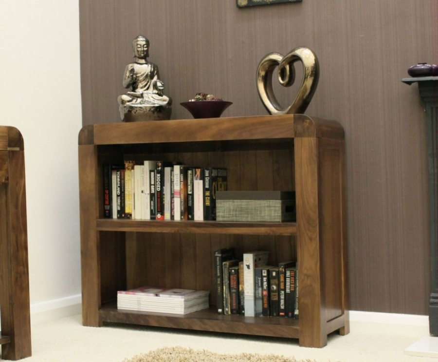 Image of: Argos shallow bookcase