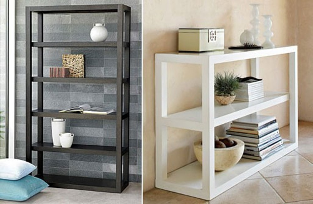 Image of: Ashford low bookcase