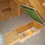 Attic Decking Board