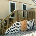 Awesome Deck Stair Railing
