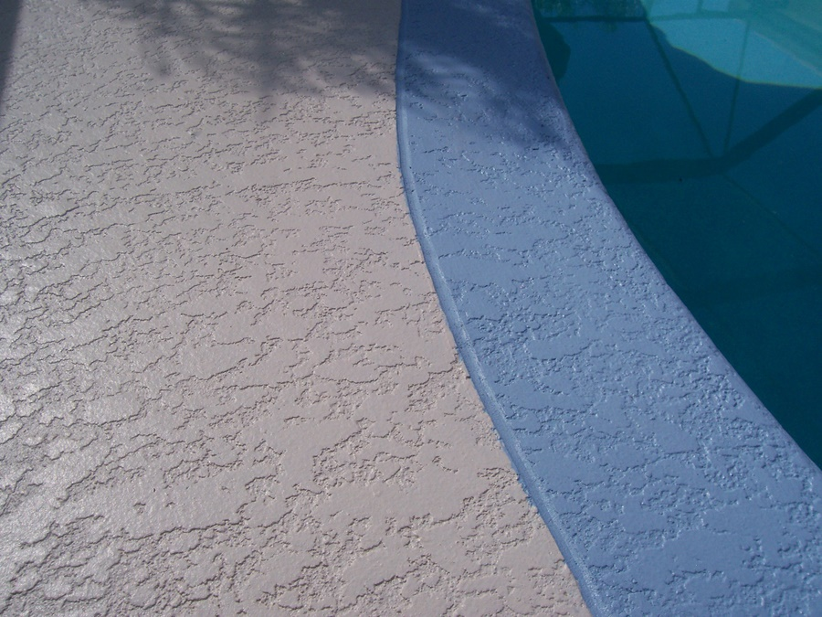 Image of: Awesome Pool Deck Coatings