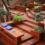 Awesome Redwood Decking