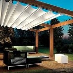 Awesome Retractable Deck Awnings