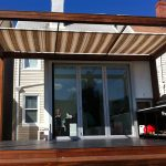 Awesome Retractable Patio Awning Design