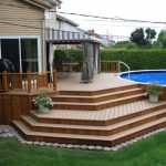 Back Yard Decks and Stairs