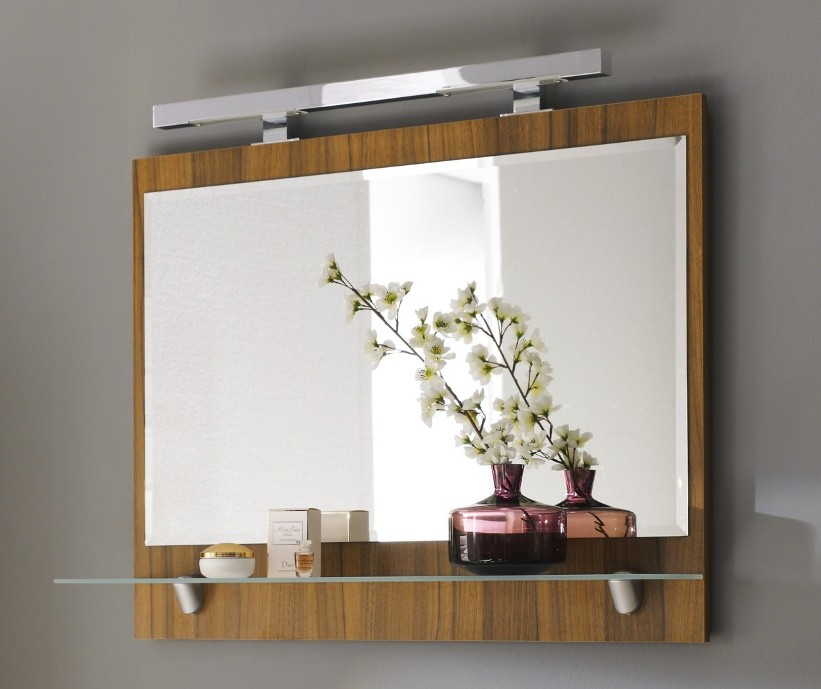 Image of: Bathroom Mirrors Ideas