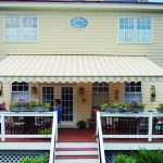 Beautiful Retractable Deck Awnings