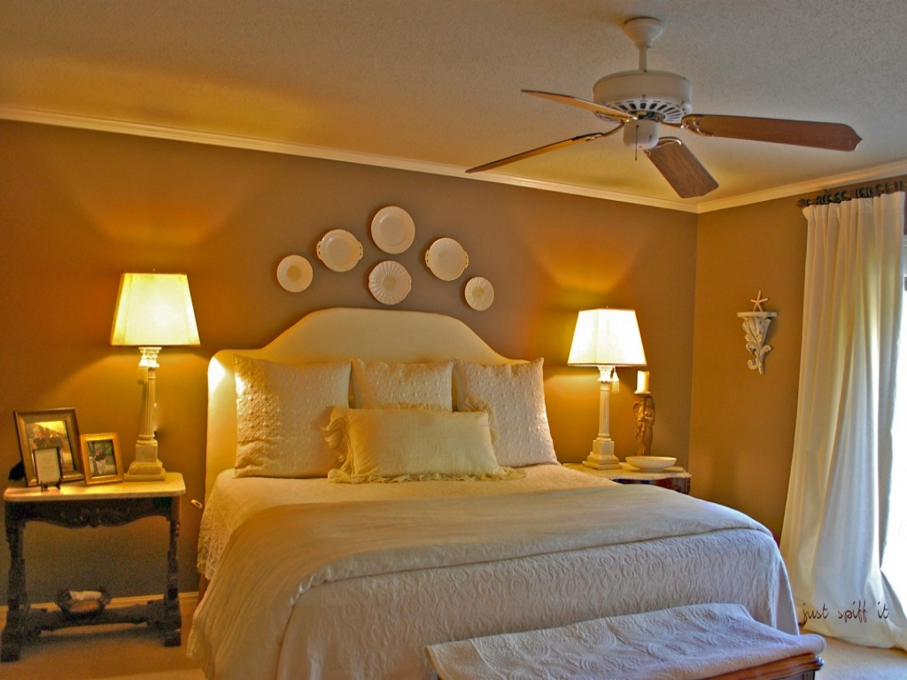Image of: Bedroom Ceiling Light Fixtures Remote
