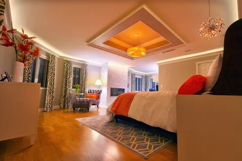 Image of: Bedroom Ceiling Light Fixtures elegant