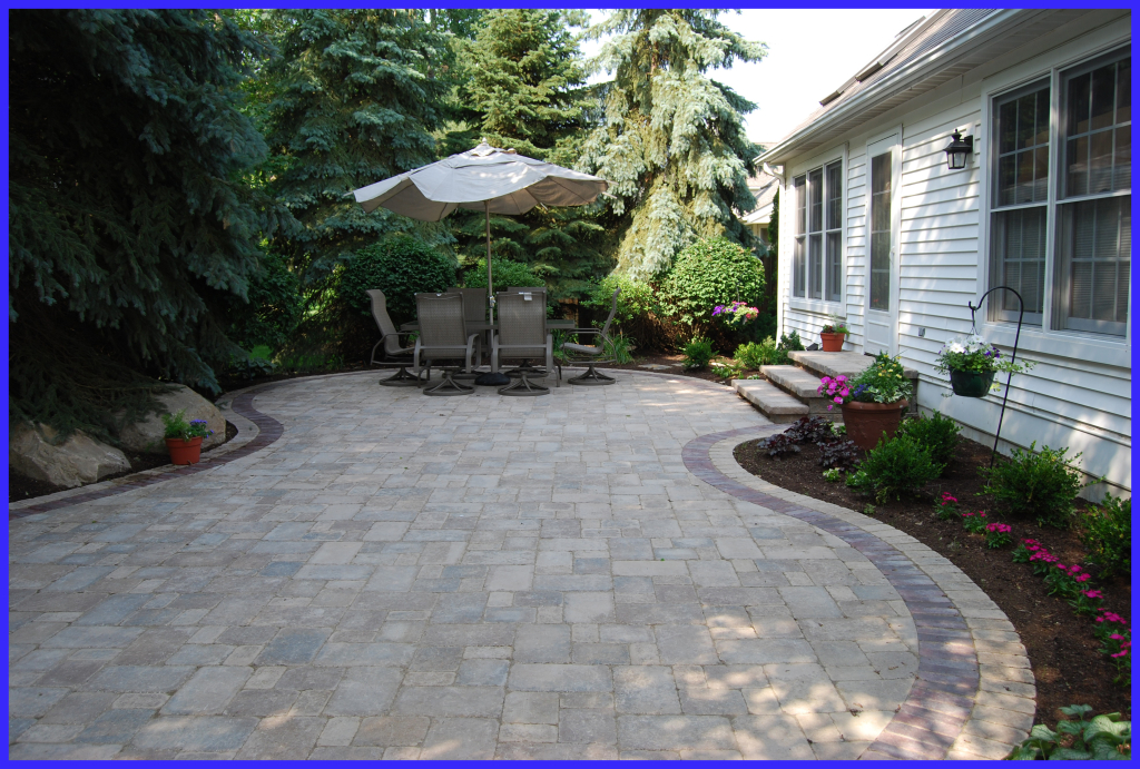 Been Paver Patio