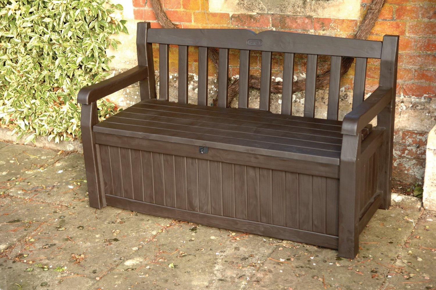 Image of: Bench Deck Box Reviews