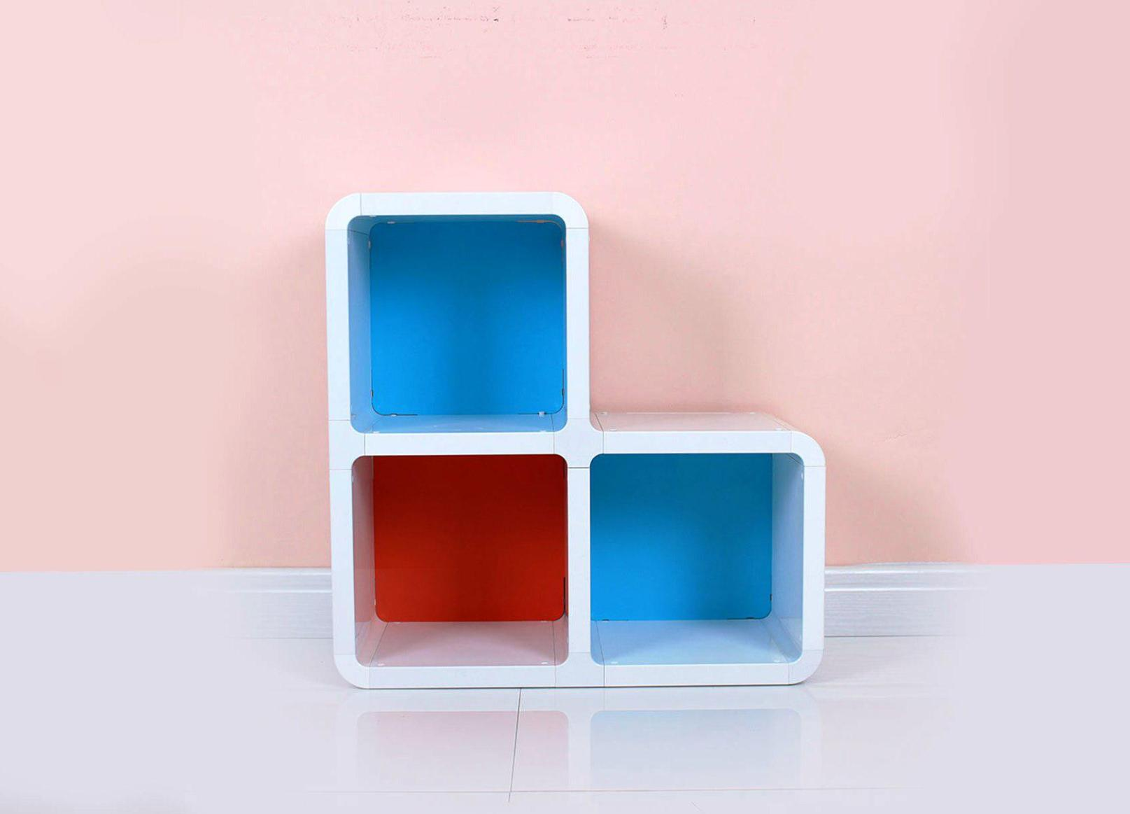 Image of: Best Cube Bookcase