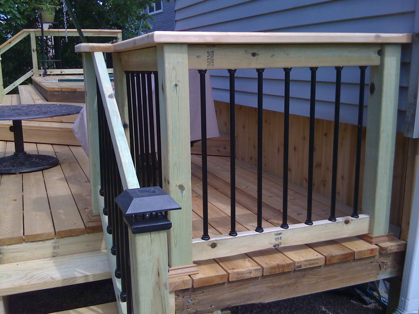 Best Deck Rail Ideas