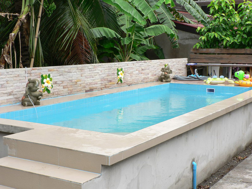 Best Fiberglass Inground Pools Design