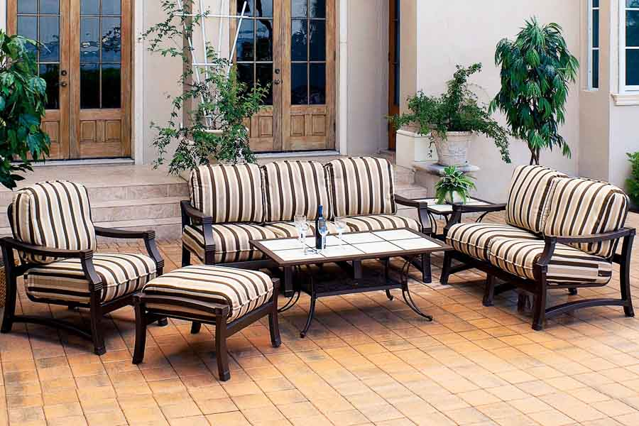 Image of: Best Patio Conversation Sets Exclusive