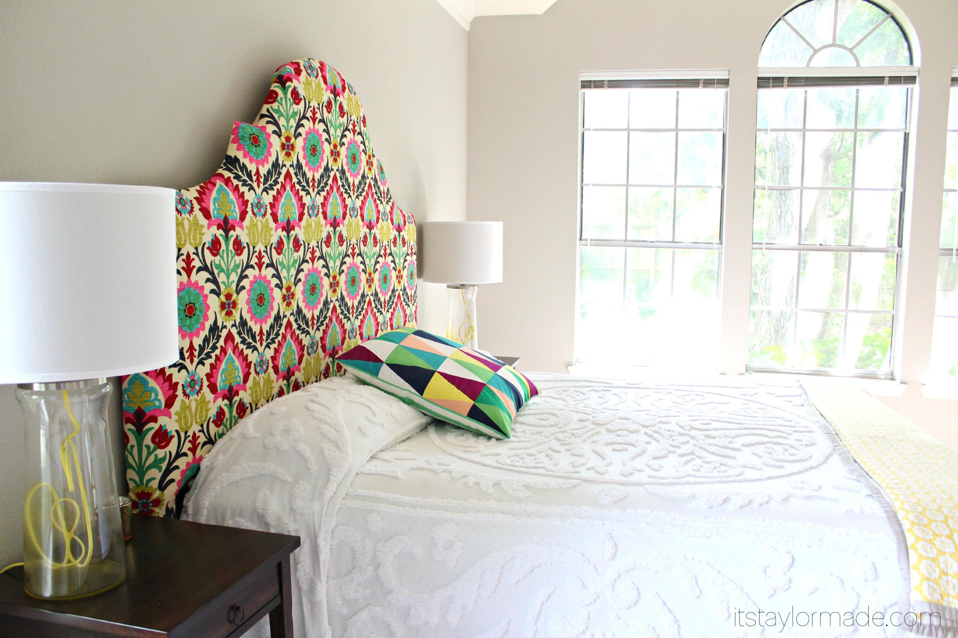 Image of: Best Quilted Headboard