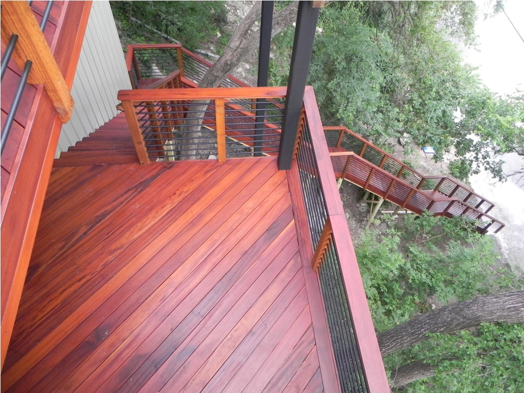 Best Redwood Decking