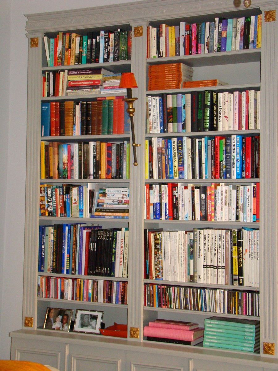 Image of: Billy Bookcase Size