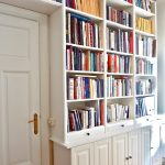 Billy Bookcase on Wall
