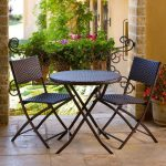 Bistro Patio Set Design