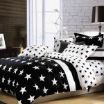 Black and white bedding Sets