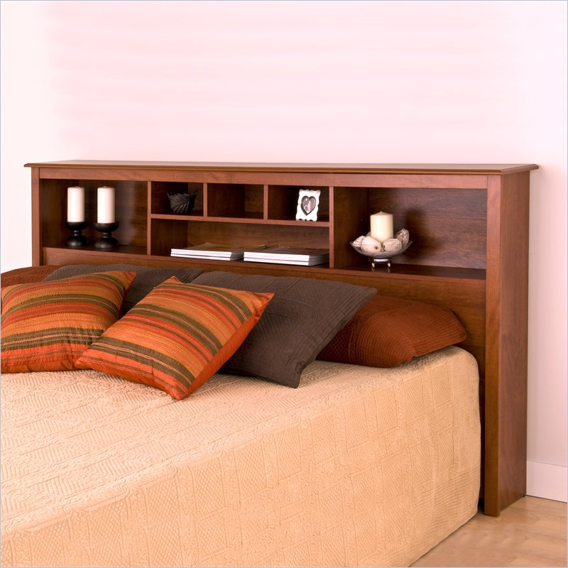 Image of: Bookcase Headboard King   sweet funny