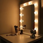 Broadway Lighted Vanity Mirror Plan