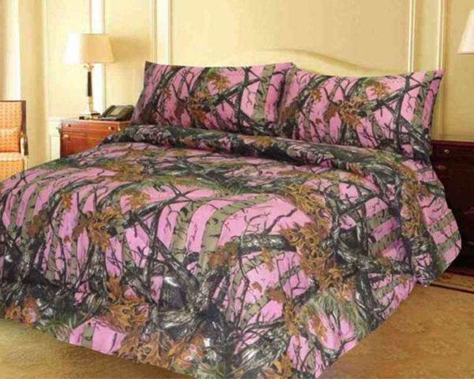 Image of: Camo Camouflage bedding