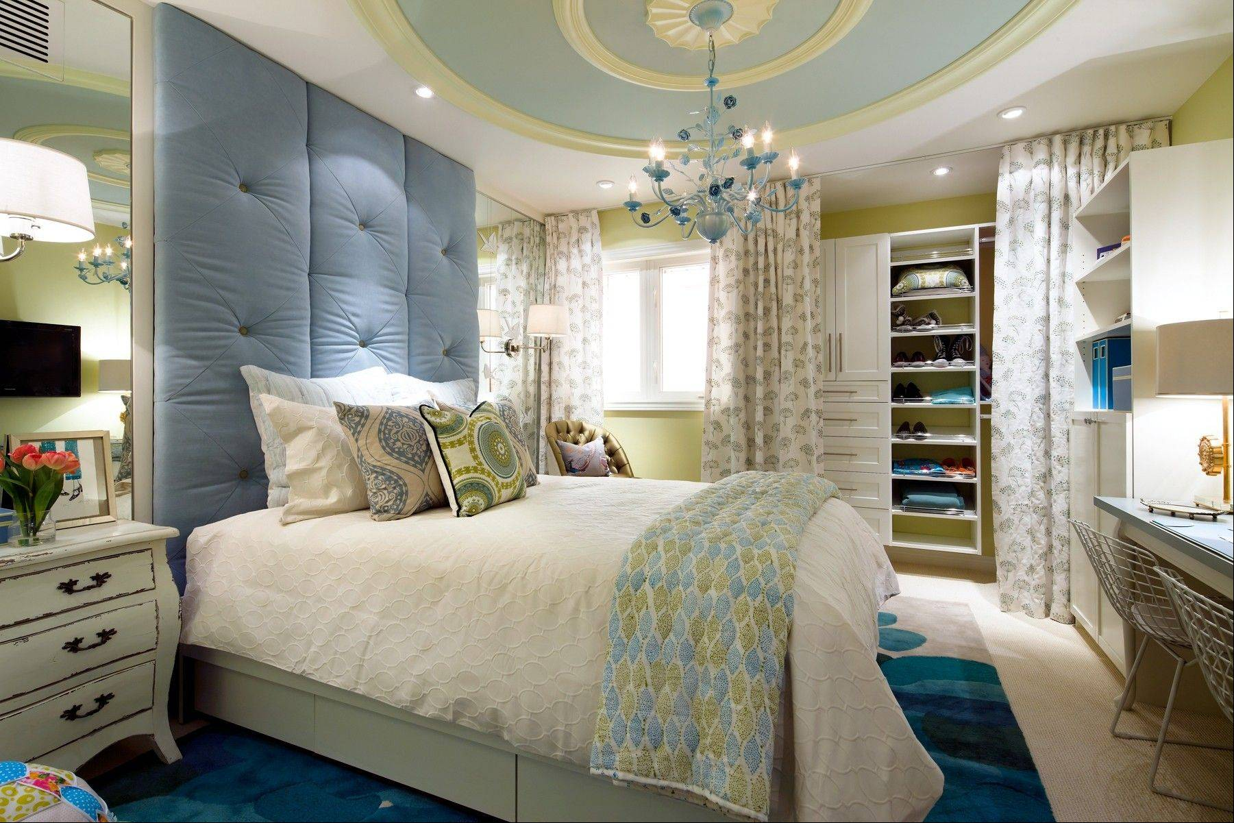 Image of: Candice Olson bedrooms design