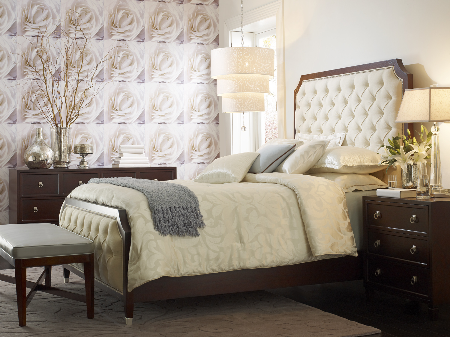 Image of: Candice Olson bedrooms hires