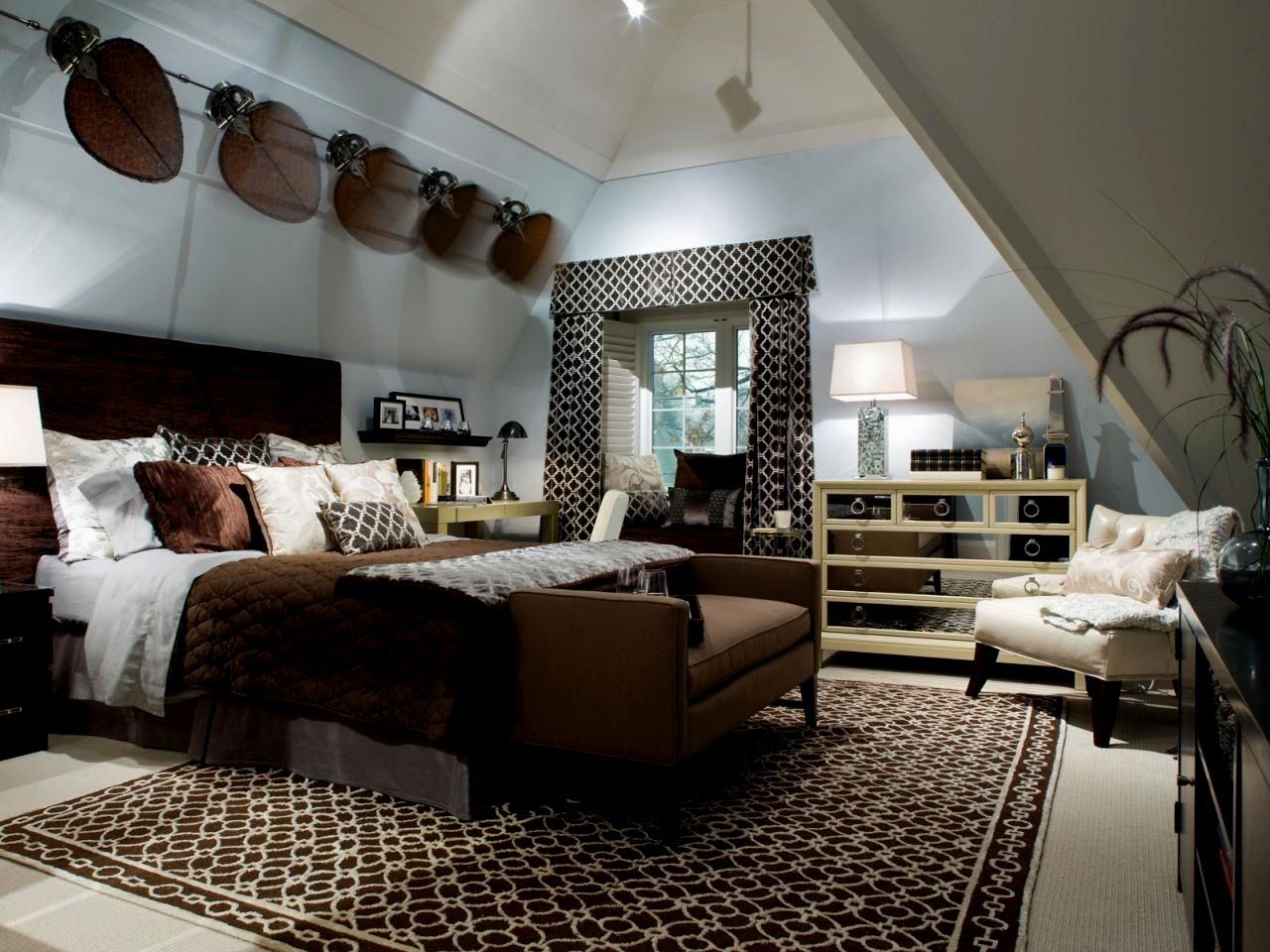 Image of: Candice Olson Bedrooms Ideas