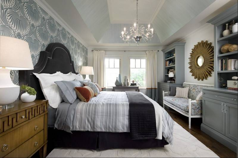 Image of: Candice Olson bedrooms modern