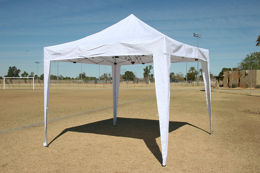 Image of: Canopy Tent with Sides Ideas