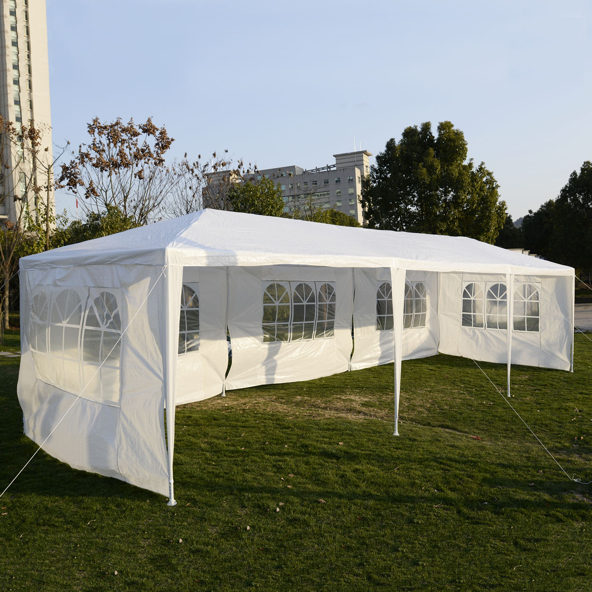 Image of: Canopy Tent with Sides