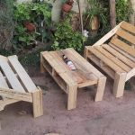 Chairs Pallet Patio Furniture