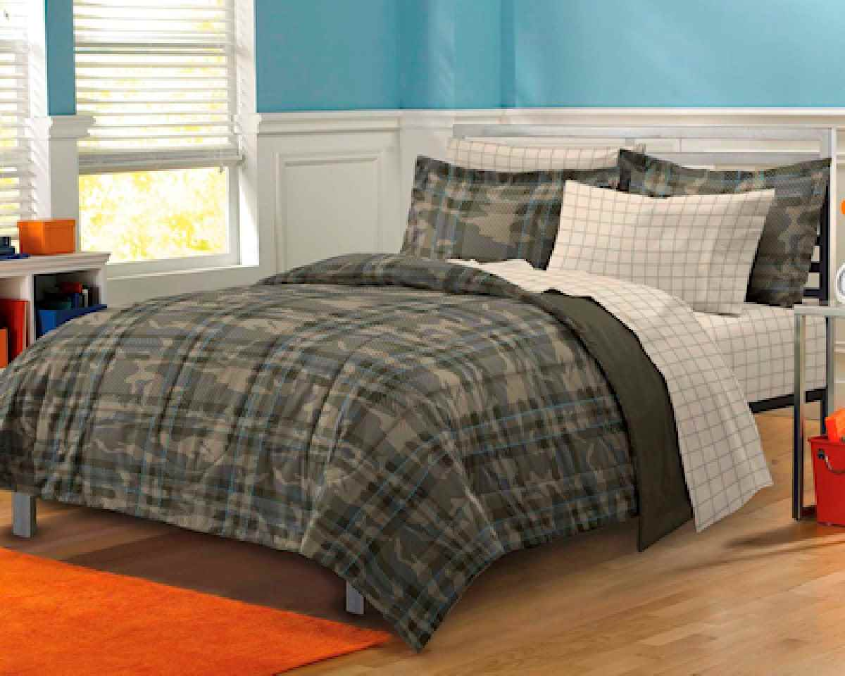 Image of: Cheap Camouflage bedding