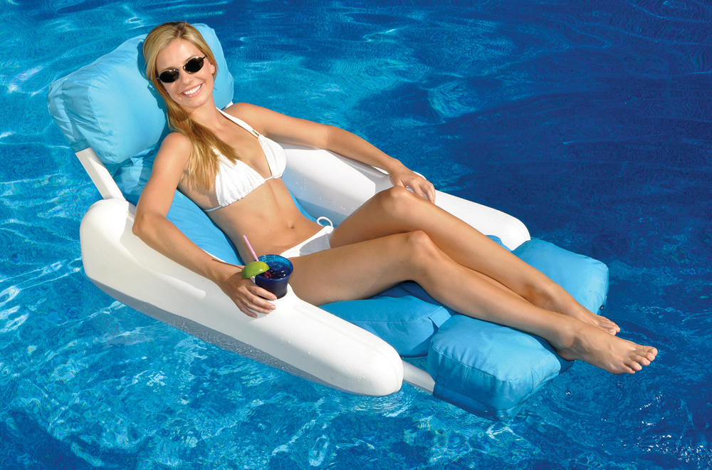 Image of: Cheap Pool Lounge Float