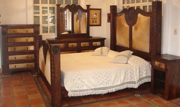 Image of: Cheap Rustic Bedroom Furniture